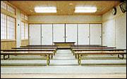 日常生活訓練室の写真